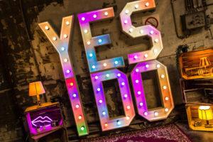 'YES I DO'<br>€240